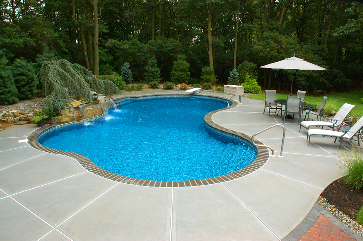 Geometric Pools All About Pools